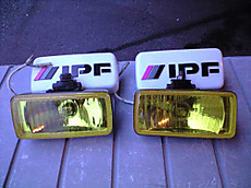 IPFフォグランプ