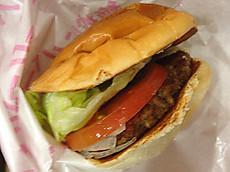 絶妙ハンバーガー