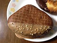 焼き栗ドーナツ マロンチョコ