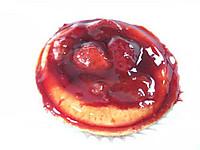 ごろごろ苺の宝石タルト
