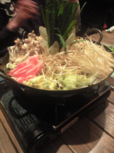 メガちゃんこ鍋