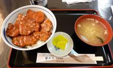 ぶた丼(ヒレ)