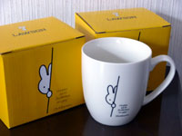 ミッフィーマグカップ