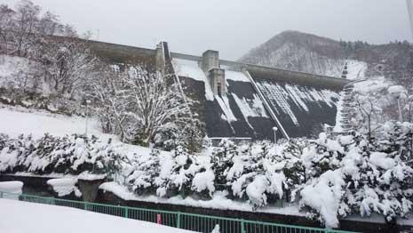 新中野ダム