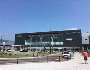 新函館北斗駅