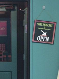 SHELTER CAFE