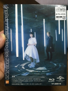 fripSide infinite video clips 2009-2020